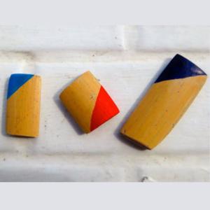 ►►△ Bamboo earring-01