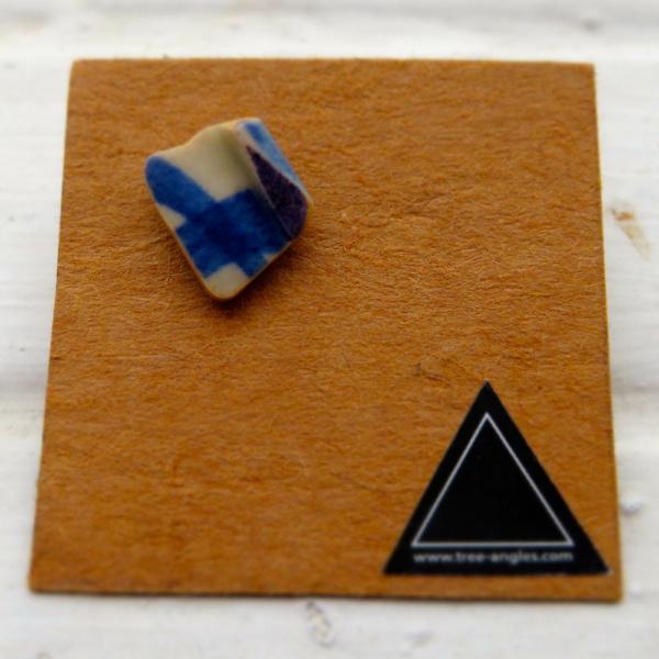 ►►△ Ceramic earring [2]