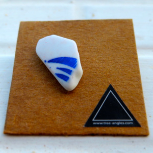 ►►△ Ceramic earring [3]