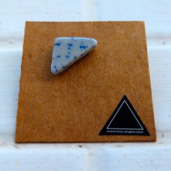►►△ Ceramic earring [4]