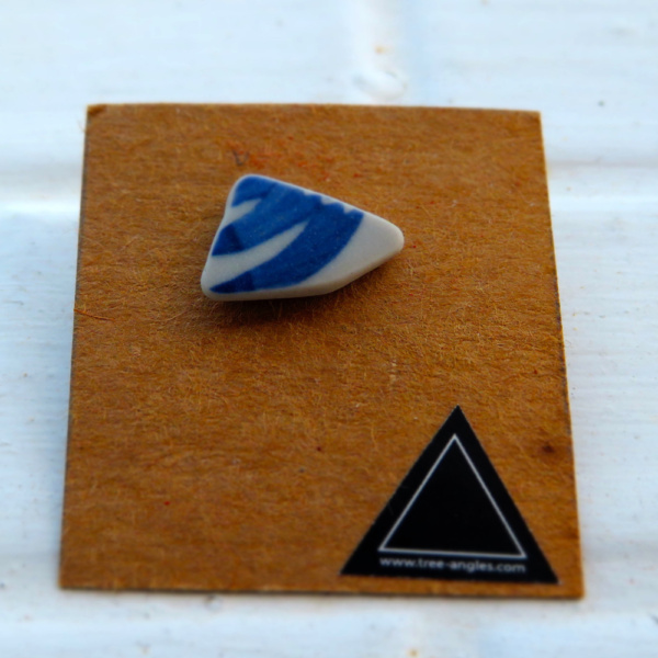 ►►△ Ceramic earring [5]
