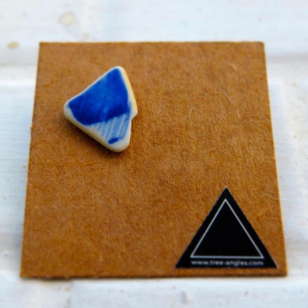 ►►△ Ceramic earring [6]