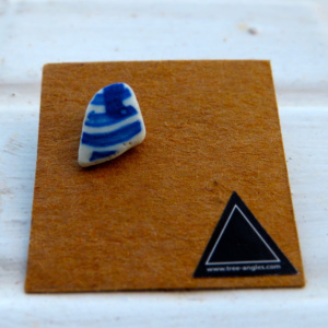 ►►△ Ceramic earring [7]