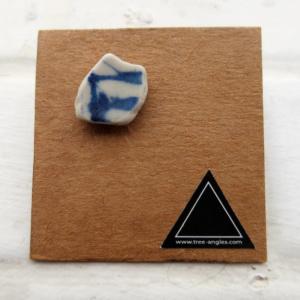 ►►△ Ceramic earring [8]