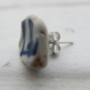 ►►△ Ceramic earring [8]back