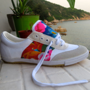 ►►△ [Fleur de Chine] Customized Shoes